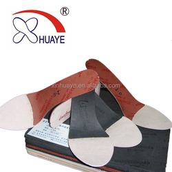 9001 Dark Red Paper straw board Singtex 727 insole paper board paper insole board for footwear
