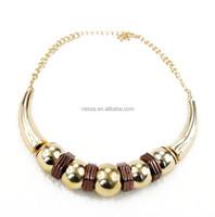 Fashion necklace nepal gold jewellery wholesale C23-369
