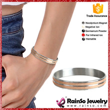Helps to retard the ageing process jewelry wrap leather bracelet