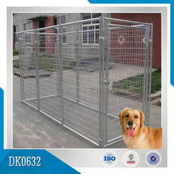 New Style Galvanized Lowes Dog Kennel And Run
