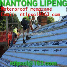 Waterproof and breathable roof Membrane with CE