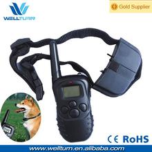 Shenzhen Factory Dropshipping Remote Vibration Training Shock Dog Collar
