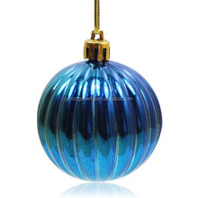 cheap fashionable wholesale shatterproof christmas ball ornaments