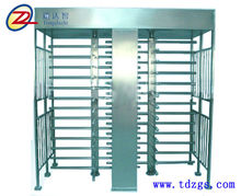 Hot 90 degree dual-channel rfid card turnstile ,hotel gate