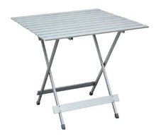 High quality succinct alluminum camping table,outdoor furniture folding camping table