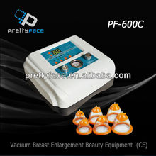 PF-600C Beauty equipment. Vacuum Breast Enlargement Beauty false breasts care machineCE) home use &beauty products,guangzhou