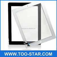 Wholesale brand new quality FOR ipad2 touch screen replacement accept paypal