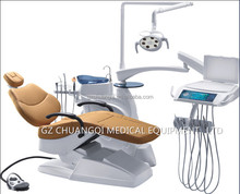 Luxury motor control system with LED Lamp and Genuine Leather CQ 219 Dental Unit