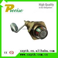 High efficiency oil tank level gauge high end brand air compressor