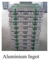 99.7% Aluminium ingots with hgih quality