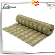 best machine to produce toothpick flag / bamboo brand table mat / ball shape plastic tissue box