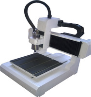 cnc mini router for sale with Wood,plastic,MDF,Artificial Stone