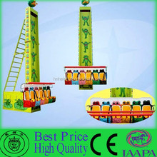 China produced classic quality amusement park rides jumping frog