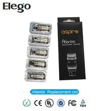 Best Selling Electronic Cigarette Atomizer SUB OHM Coil for Atlantis Tank