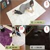 polyester luxury machine made waterproof carpet pad