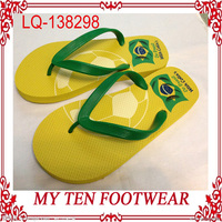 Flag Mark High Quality Rubber Slippers