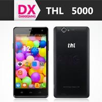Original THL 5000 Smart Phone MTK6592 Octa Core 2.0GHZ Ram 2GB ROM 16GB 5.0inch 5000MAH 3G WCDMA NFC