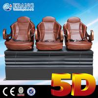 auto seat 5d cinema plan film per cinema 4d