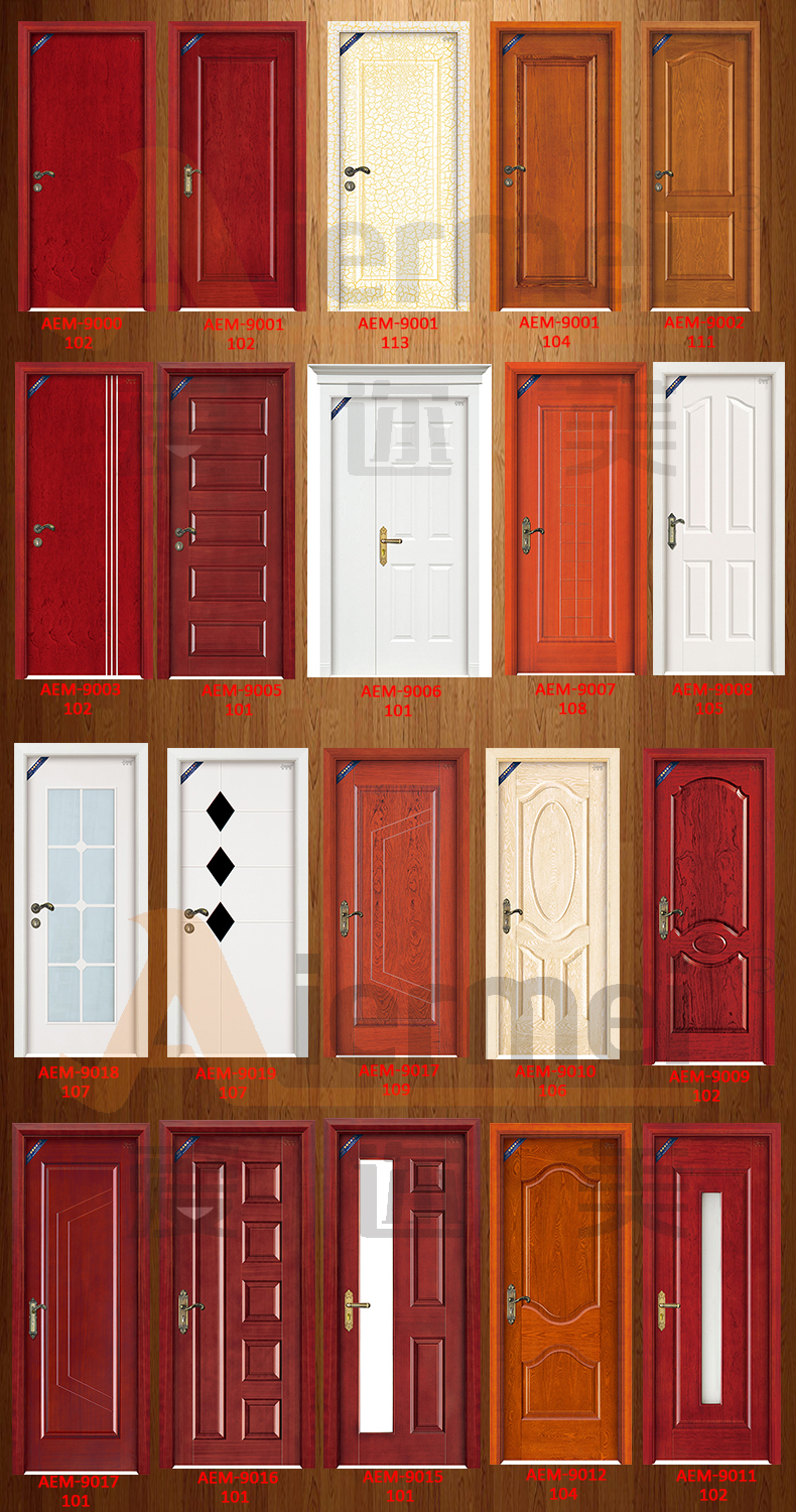Used home mahogany wood front main door designs double for Wooden double door designs for main door