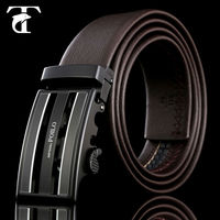 solid full genuine leather belt for man high quality homemade male chastity belt