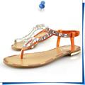 mujer 2014 nuevos diseños de sandalias planas