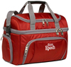 2015 Large capacity red travel bag with high quality