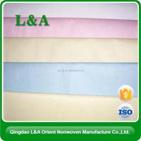 Spunbond Colorful Reusable Nonwoven Shopping Bag Material Non Woven Geotextile Fabric