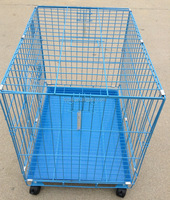 folding metal large dog carriers dog cage cheap dog crates