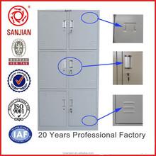 6 Door Locker Supermarket Equipment Office Furniture Metal Store Locker