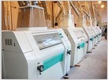 la fábrica que produce las máquinas de harina, la fábrica de maquinaria que produce harina de trigo
