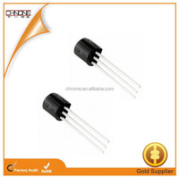 PNP Transistor 9012 Through hole TO-92 package power transistor with 64-300 HFE original factory transistor pnp