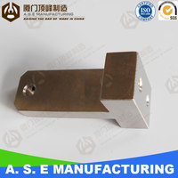 2016 Special Design Precision CNC Machined Parts best quality steel cnc machining spare parts