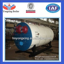 Quality First No. 1 Horizontal Series Electric hot water boiler