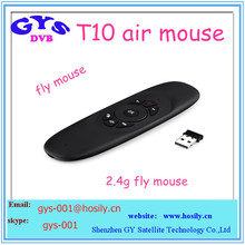 2015 newest!!!! Mini wireless keyboard air mouse T10 2.4G