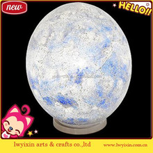 2015 Home Decorative Ball Shape Glass Mosaic Table Lamp/ Mosaic Lamp 3mm Stained Glass Handmade