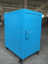 Drawer steel mobile pedestal filing cabinet lockable design