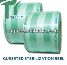 Sterilization Medical Grade Gusset Reels
