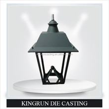 Top Quality Die Casting Aluminium Patio Lighting Housing
