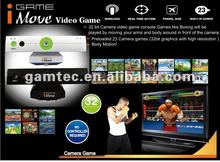 Newest !! 32 bit Wireless TV game console