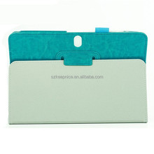 Luxury 10.1 inch tablet leather cover case for Samsung Galaxy Note 10.1 P600