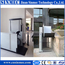 SINMEC convenient home stair lifts CSJ0.25-6.0