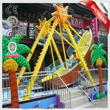 12 people pirate ship playground equipment small pirate ship for sale