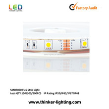 2012 hotest 3528 5050 220v led flexible strip