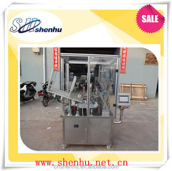 shanghai Shenhu cosmetic cream filling machine(full automatic)