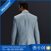 WEISDIN Guangzhou OEN service Anti-Static Shawl Collar Tuxedo Suits