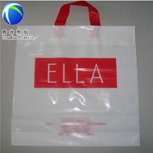 designer shopping industry use plastic packing garment bag