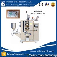 Trade Assurance fully auto liquid filling machine, filling capping and labeling machine(alibaba China)