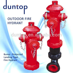 High quality of fire hydrant system