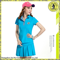Summer Short Sleeves Polo Sports Apparel