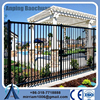 High Quality Factory Price powder coated cheap backyard metal fence